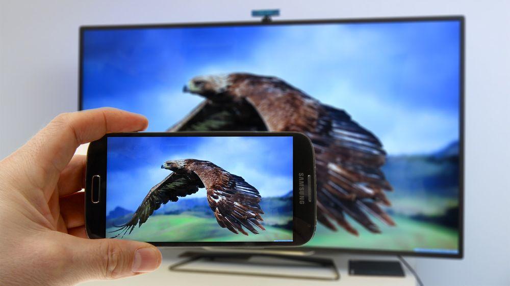 GUIDE: Få bildet fra mobilen til TV-en