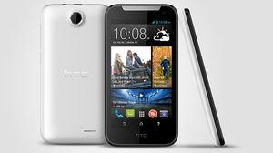 HTC Desire 310 kommer også i hvitt.