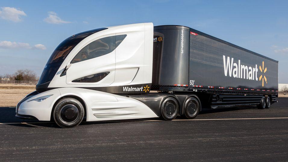 Slik kan framtidens lastebiler se ut