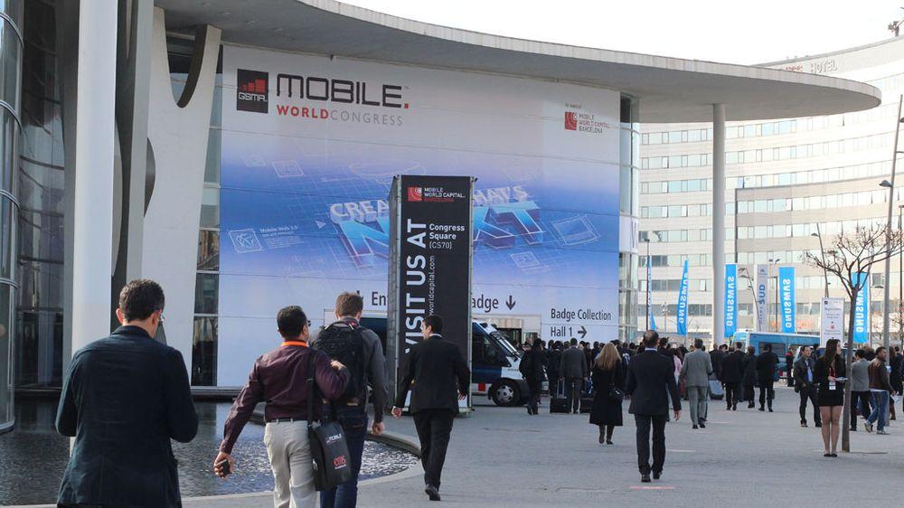 Mobile World Congress 2014 ble avholdt i Barcelona i slutten av februar.