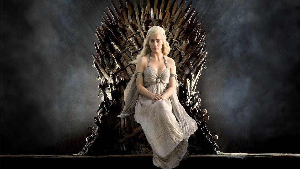 Game of Thrones-forfatteren lager ny TV-serie