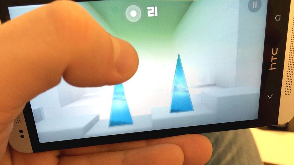 Nytt mobilspill klatrer på listene