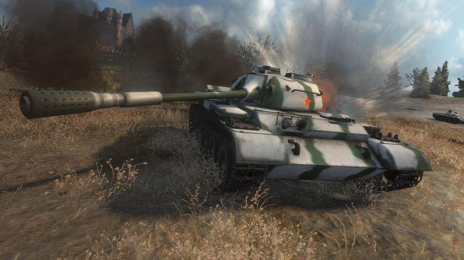E-SPORT: Snart begynner VM i World of Tanks