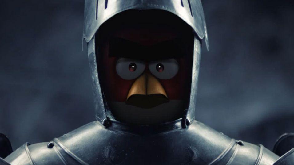 Nye Angry Birds kommer ikke til Norge først
