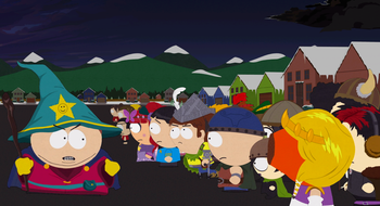 Test: South Park: The Stick of Truth