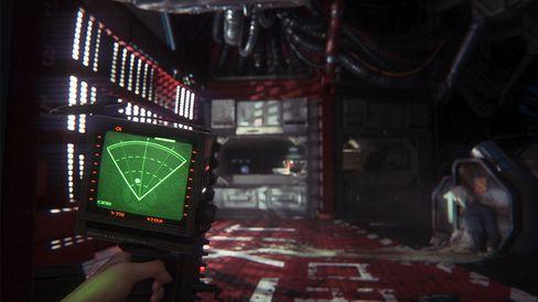 Alien: Isolation.