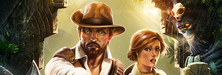 – Et eventyr i Indiana Jones-stil
