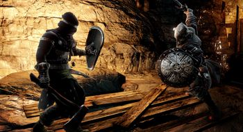 Test: Dark Souls II