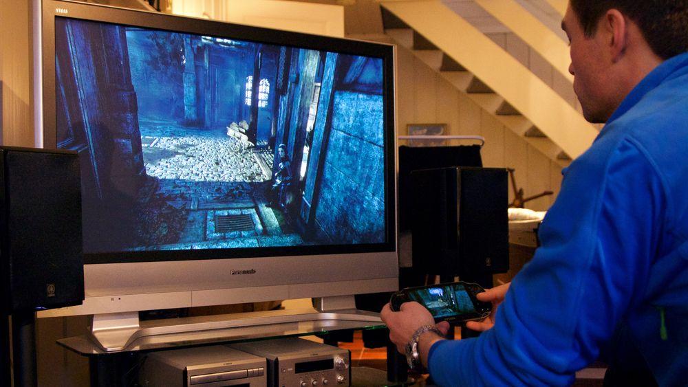 GUIDE: Her spiller vi storspill med lille PS Vita – trådløst