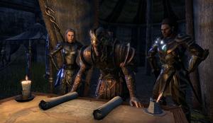 Det går helt greit med The Elder Scrolls Online.