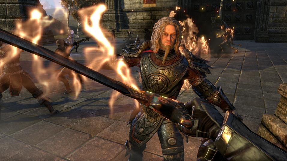 KONKURRANSE: Her er flere betanøkler til The Elder Scrolls Online