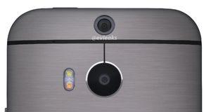 HTC One 2014 får to kameraer på baksiden, nesten slik HTC Evo 3D hadde.