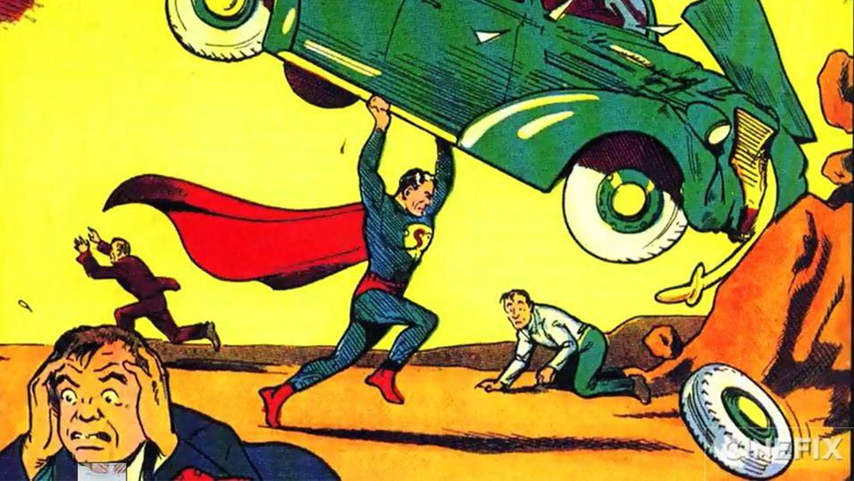 7 ting du ikke visste om superhelter