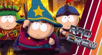 – South Park-spillet matcher humoren og utrykket i serien til minste detalj