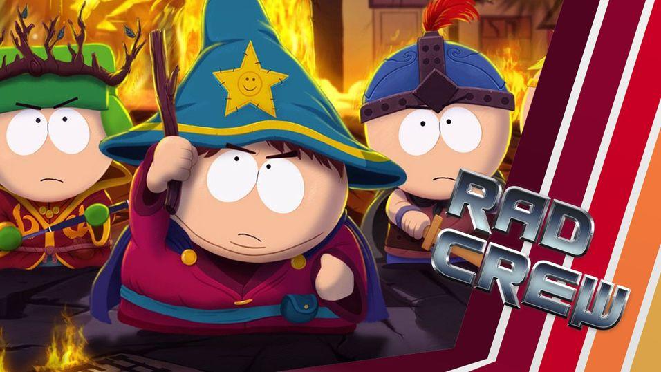 PODKAST: – South Park-spillet matcher humoren og utrykket i serien til minste detalj
