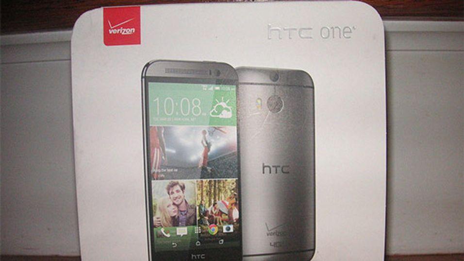 En HTC One 2014 ble lagt ut for salg på eBay, halvannen uke før telefonen blir offisiell. Den skal nå være solgt.