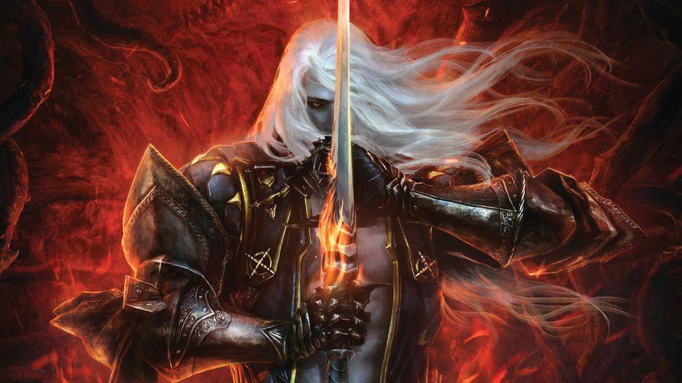 Sideskrollande Castlevania-spel til PC