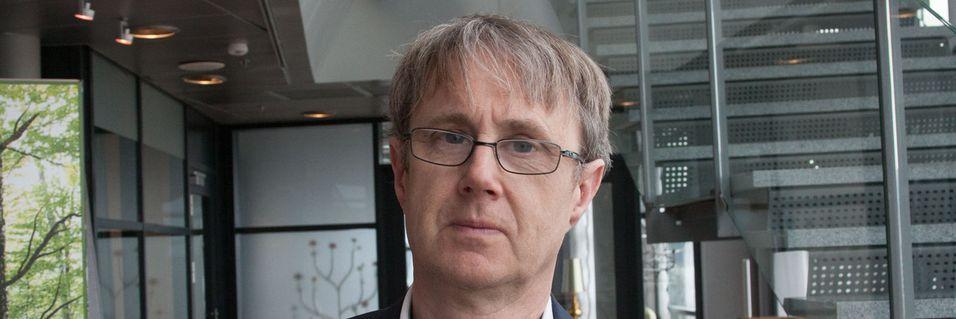 Dekningsdirektør Bjørn Amundsen i Telenor er en av 16 personer som skal i et oppklaringsmøte for å finne ut av hva som gikk galt med telenettet på Nordvestlandet forrige uke.
