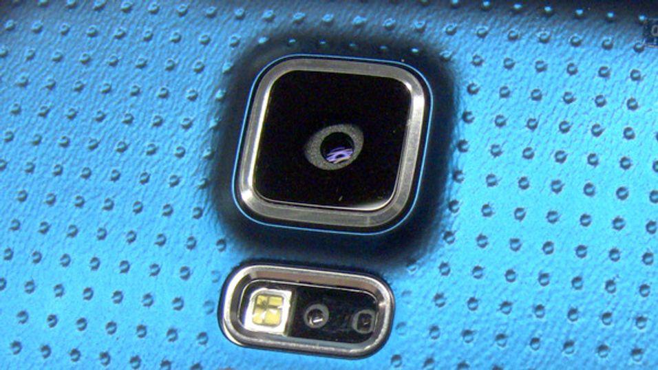 Forklarer hvordan Galaxy S5 sitt «superkamera» fungerer