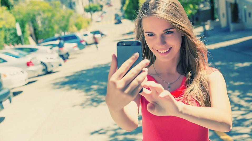 Apple laget «selfie»-seksjon i App Store