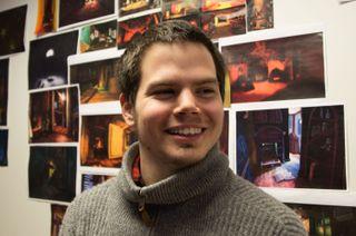 Ole Andreas Jordet er daglig leder for Krillbite Studio.