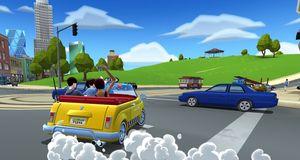 Crazy Taxi er tilbake