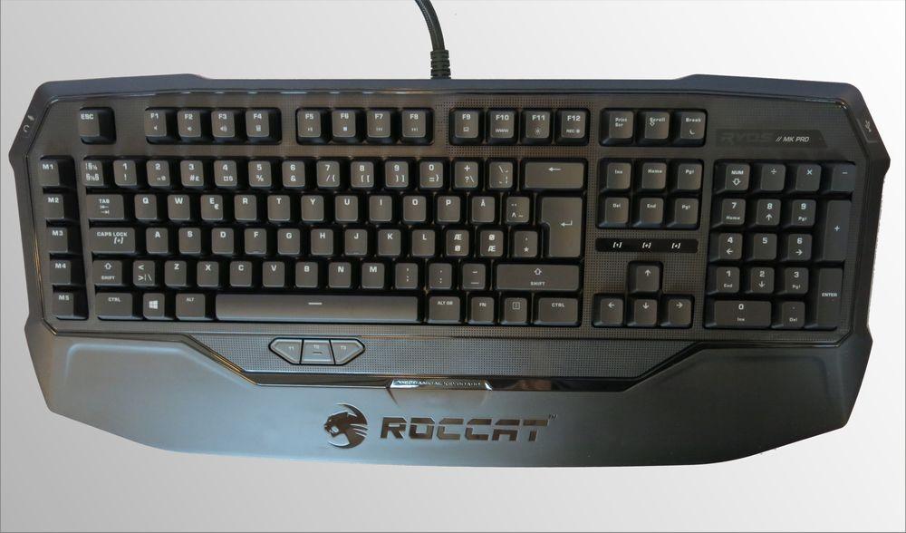 Roccat Ryos MK Pro.
