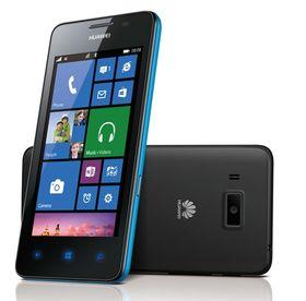 Huawei W2, den foreløpig siste Windows Phone-mobilen fra den kinesiske smarttelefonprodusenten.