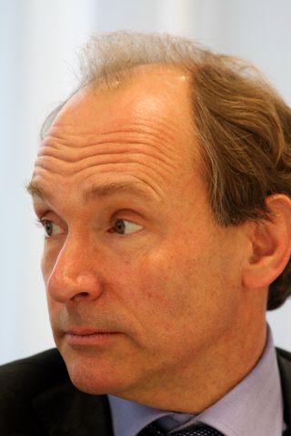 Sir Timothy Jonathan Berners-Lee.