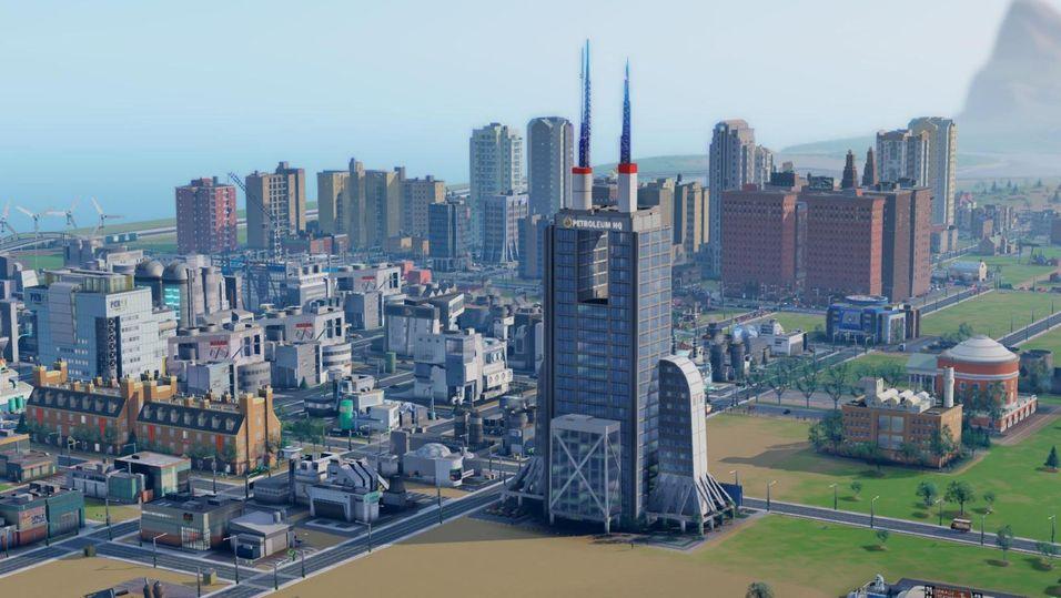 No kan du spele SimCity utan Internett