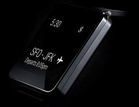 LGs klokke ser ut til å følge trenden, men implementere nye Android Wear.