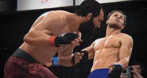 Svært realistisk slåssing i det nye UFC-spillet