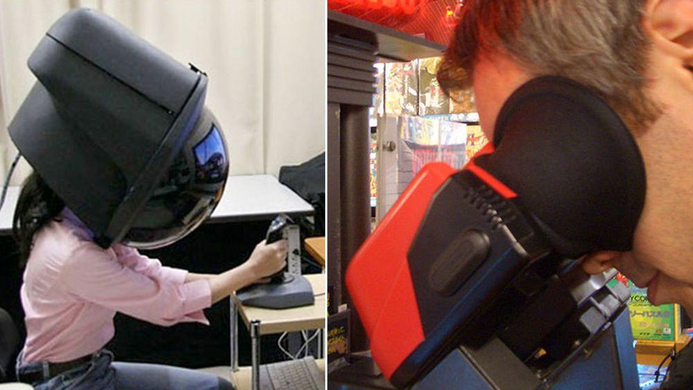 Mange VR-headset har floppet. Her er Toshiba og Nintendo sine forsøk som ikke slo særlig an.