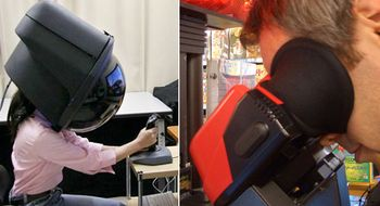 Det fantes VR før Oculus Rift