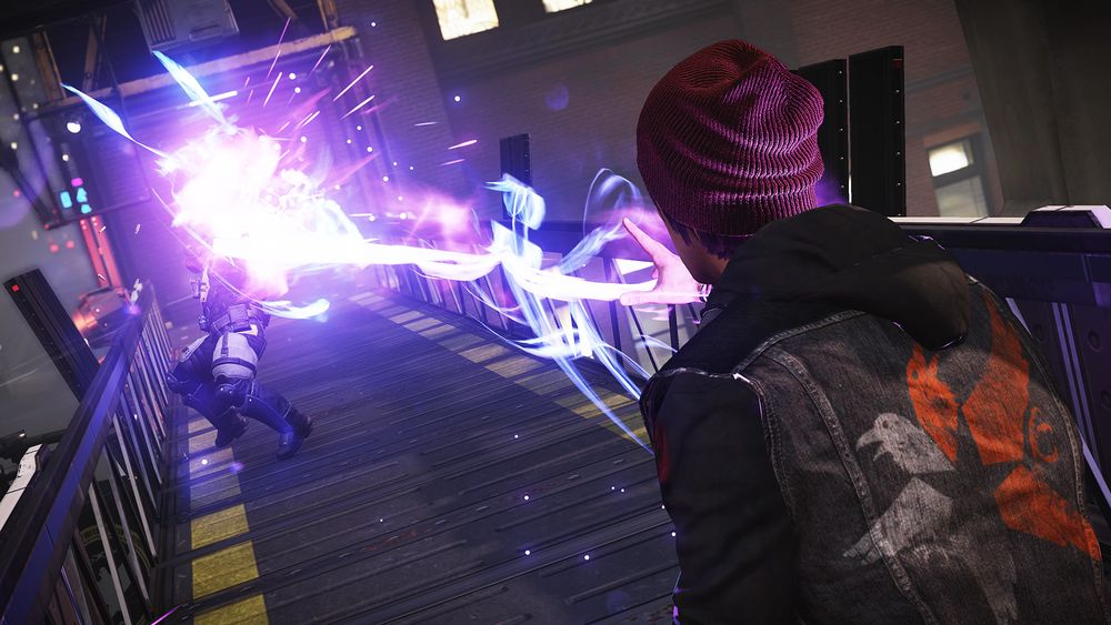 INTERVJU: – inFamous får en ny start på PlayStation 4