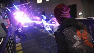 – inFamous får en ny start på PlayStation 4