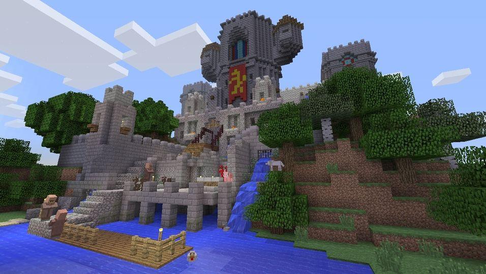 Minecraft: PlaySttaion 3 Edition.