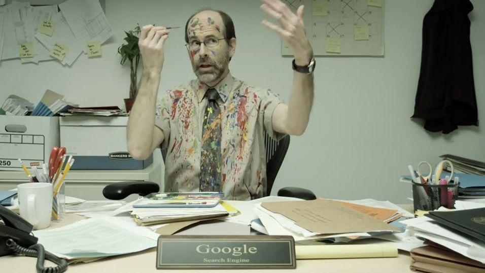 Mr. Google er tilbake