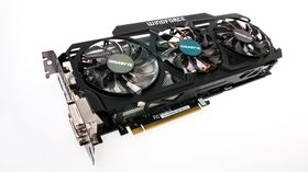 Gigabyte GeForce GTX 780 GHz Edition.