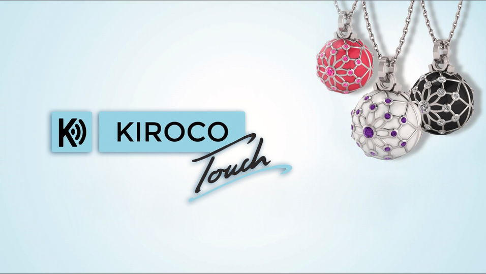 """""""The Orb"""" er et av Kirocos smykker."""