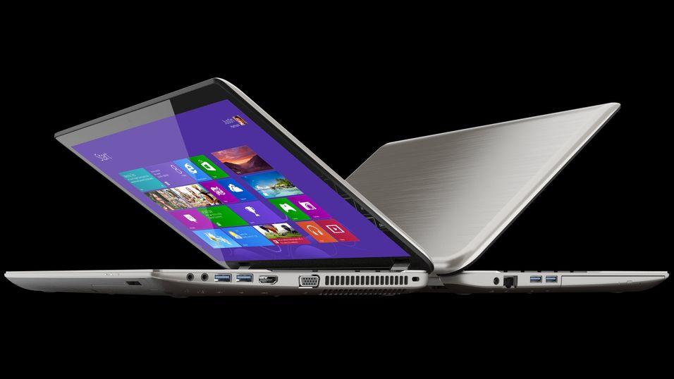 Toshiba lanserer lekker bærbar med 4K-skjerm