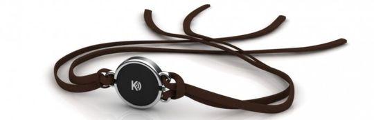 Dette er det billigste NFC-smykket fra Kiroco, til 16.50 pund, eller omtrent 160 kroner.