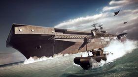 I «carrier assault»-modusen skal man ødelegge hangarskip av denne typen.