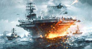 Se massive sjøkamper fra den nye Battlefield 4-utvidelsen