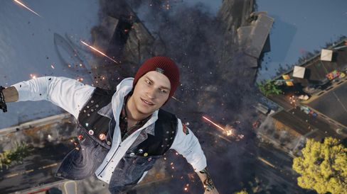 Infamous: Second Son er et spennende superhelteventyr for PlayStation 4.