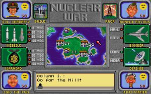 Men Nuclear War hadde de glemt! (bilde: New World Computing).
