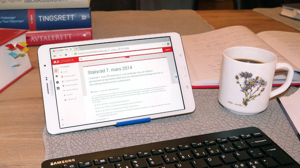 GUIDE: Bruk nettbrettet som PC