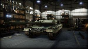 Dette er noe annet enn en T-34. (bilde: My.com).