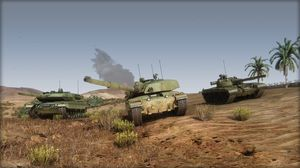 Kan Armored Warfare utkonkurrere World of Tanks? (bilde: My.com).