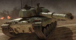 Kan Obsidian konkurrere med World of Tanks?